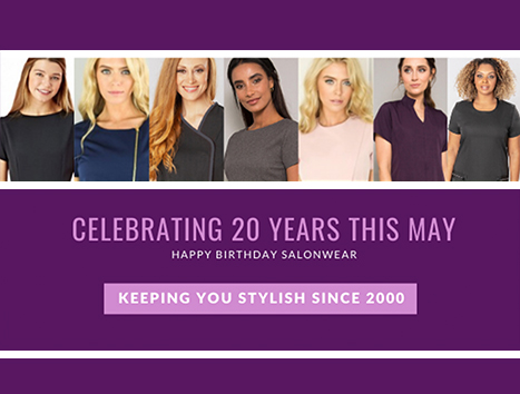 Salonwear is 20 years old