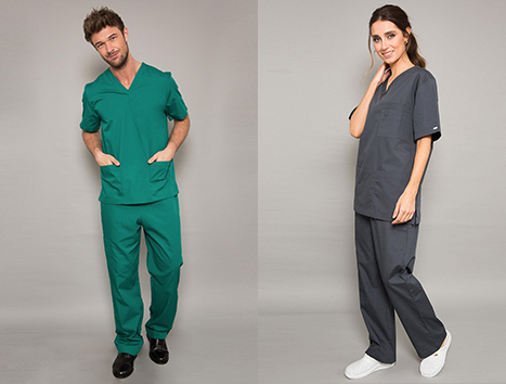 Sandringham and Mawson Unisex Scrubs by Uniforms4Healthcare